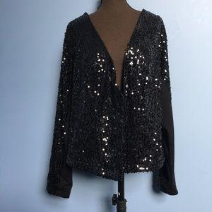 Torrid Sequin Jacket